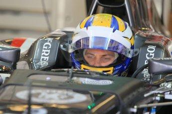 World © Octane Photographic Ltd. Tuesday 25th November 2014. Abu Dhabi Testing - Yas Marina Circuit. Sauber C33 – Marcus Ericsson. Digital Ref: 1174CB1D7884