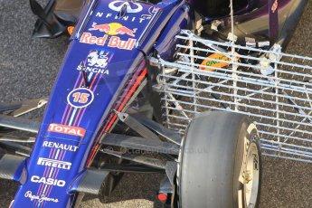 World © Octane Photographic Ltd. Tuesday 25th November 2014. Abu Dhabi Testing - Yas Marina Circuit. Infiniti Red Bull Racing RB10 – Carlos Sainz jr. Digital Ref: 1174CB1D8115