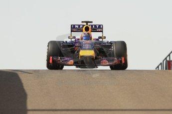 World © Octane Photographic Ltd. Tuesday 25th November 2014. Abu Dhabi Testing - Yas Marina Circuit. Infiniti Red Bull Racing RB10 – Carlos Sainz jr. Digital Ref: 1174CB7D8694