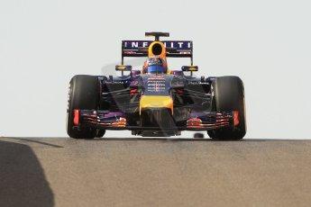 World © Octane Photographic Ltd. Tuesday 25th November 2014. Abu Dhabi Testing - Yas Marina Circuit. Infiniti Red Bull Racing RB10 – Carlos Sainz jr. Digital Ref: 1174CB7D8718