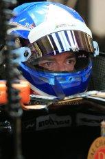 World © Octane Photographic Ltd. Tuesday 25th November 2014. Abu Dhabi Testing - Yas Marina Circuit. Sahara Force India VJM07 – Jolyon Palmer. Digital Ref : 1174LB1D7738