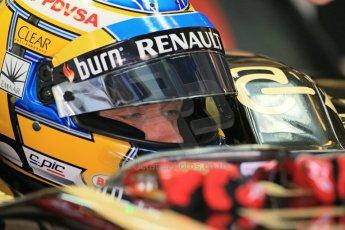 World © Octane Photographic Ltd. Tuesday 25th November 2014. Abu Dhabi Testing - Yas Marina Circuit. Lotus F1 Team E22 – Charles Pic. Digital Ref: 1174LB1D7767