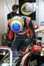World © Octane Photographic Ltd. Tuesday 25th November 2014. Abu Dhabi Testing - Yas Marina Circuit. Lotus F1 Team E22 – Charles Pic. Digital Ref: 1174LB1D8169