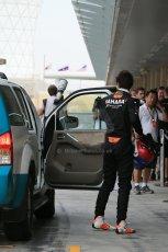 World © Octane Photographic Ltd. Tuesday 25th November 2014. Abu Dhabi Testing - Yas Marina Circuit. McLaren Honda MP4-29H/1X1 - Stoffel Vandoorne. Digital Ref: 1174LB1D8278