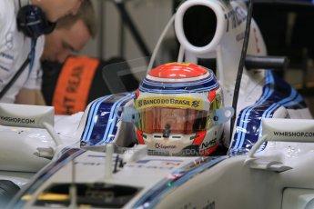 World © Octane Photographic Ltd. Wednesday 26th November 2014. Abu Dhabi Testing - Yas Marina Circuit. Williams Racing FW36 – Felipe Nasr. Digital Ref: 1175CB1D8702