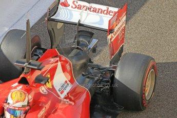World © Octane Photographic Ltd. Wednesday 26th November 2014. Abu Dhabi Testing - Yas Marina Circuit. Scuderia Ferrari F14T – Raffaele Marciello. Digital Ref: 1175CB1D8943