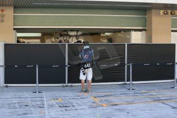 World © Octane Photographic Ltd. Wednesday 26th November 2014. Abu Dhabi Testing - Yas Marina Circuit. McLaren Honda MP4-29/1X1. Digital Ref: 1175LB1D9161