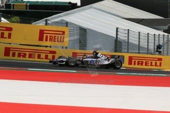 World © Octane Photographic Ltd. Sunday 22nd June 2014. Red Bull Ring, Spielberg – Austria, Formula 1 Legends. Patrick Friesacher - Minardi Cosworth PS04B. Digital Ref: 1003LB1D4646