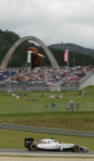 World © Octane Photographic Ltd. Saturday 21st June 2014. Red Bull Ring, Spielberg - Austria - Formula 1 Practice 3. Williams Martini Racing FW36 – Felipe Massa. Digital Ref: 0995LB1D1312