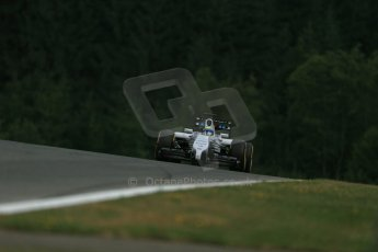 World © Octane Photographic Ltd. Friday 20th June 2014. Red Bull Ring, Spielberg - Austria - Formula 1 Practice 1.  Williams Martini Racing FW36 – Felipe Massa. Digital Ref: 0991LB1D0160