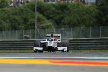 World © Octane Photographic Ltd. Saturday 21st June 2014. GP2 Race 1 – Red Bull Ring, Spielberg - Austria. Adrian Quaife-Hobbs - Rapax. Digital Ref : 0997LB1D2936