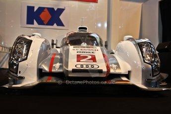 World © Octane Photographic Ltd. Autosport International Show NEC Birmingham, Thursday 9th January 2014. Le Mans. Digital ref: 0878cj7d0103