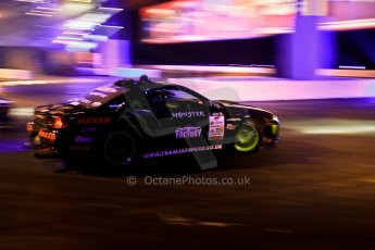 World © Octane Photographic Ltd. Autosport International Show NEC Birmingham, Thursday 9th January 2014. Live arena. Digital ref: 0878cj7d0118