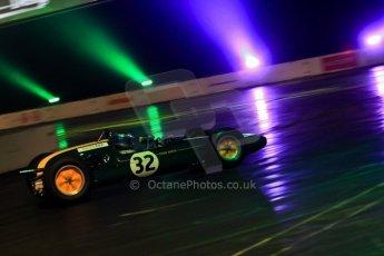World © Octane Photographic Ltd. Autosport International Show NEC Birmingham, Thursday 9th January 2014. Live arena. Digital ref: 0878cj7d0154