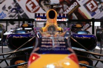World © Octane Photographic Ltd. Autosport International Show NEC Birmingham, Thursday 9th January 2014. Red Bull nose. Digital ref: 0878lb1d8927