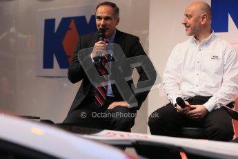 World © Octane Photographic Ltd. Autosport International Show NEC Birmingham, Thursday 9th January 2014. Digital ref: 0878lb1d8963