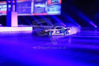 World © Octane Photographic Ltd. Autosport International Show NEC Birmingham, Thursday 9th January 2014. Live Arena. Digital ref: 0878lb1d9058