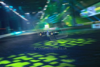 World © Octane Photographic Ltd. Autosport International Show NEC Birmingham, Thursday 9th January 2014. Live Arena - Classic Lotus . Digital ref: 0878lb1d9088