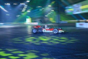 World © Octane Photographic Ltd. Autosport International Show NEC Birmingham, Thursday 9th January 2014. Live Arena - Classic Lotus . Digital ref: 0878lb1d9107