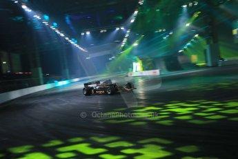 World © Octane Photographic Ltd. Autosport International Show NEC Birmingham, Thursday 9th January 2014. Live Arena - Classic Lotus . Digital ref: 0878lb1d9120