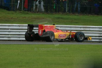 World © Octane Photographic Ltd. Friday Saturday 23rd August 2014. GP2 Race 1 – Belgian GP, Spa-Francorchamps. Stefano Coletti - Racing Engineering. Digital Ref : 1086LB1D0777