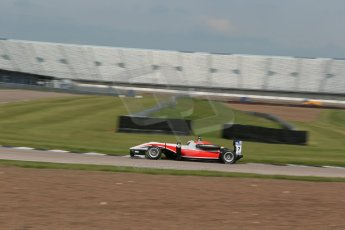 World © Octane Photographic Ltd. Cooper Tyres British Formula 3 (F3). Rockingham - Qualifying, Sunday 4th May 2014. Dallara F312 Mercedes HWA – Matt Rao - Fortec Motorsports. Digital Ref : 0920lb1d1541