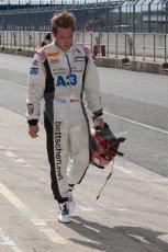 World © Octane Photographic Ltd. Friday 4th July 2014. GP2 Qualifying Session –British GP - Silverstone - UK. Simon Trummer - Rapax. Digital Ref : 1014JM1D1108