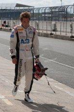World © Octane Photographic Ltd. Friday 4th July 2014. GP2 Qualifying Session –British GP - Silverstone - UK. Simon Trummer - Rapax. Digital Ref : 1014JM1D1109