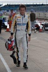 World © Octane Photographic Ltd. Friday 4th July 2014. GP2 Qualifying Session –British GP - Silverstone - UK. Stephane Richelmi – DAMS. Digital Ref : 1014JM1D1115