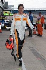 World © Octane Photographic Ltd. Friday 4th July 2014. GP2 Qualifying Session –British GP - Silverstone - UK. Daniel de Jong - MP Motorsport. Digital Ref : 1014JM1D1119