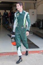 World © Octane Photographic Ltd. Friday 4th July 2014. GP2 Qualifying Session –British GP - Silverstone - UK. Alexander Rossi - EQ8 Caterham Racing. Digital Ref : 1014JM1D1127