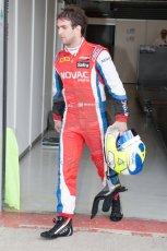 World © Octane Photographic Ltd. Friday 4th July 2014. GP2 Qualifying Session –British GP - Silverstone - UK. Andre Negrao - Arden International. Digital Ref : 1014JM1D1141