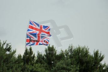 World © Octane Photographic Ltd. Saturday 5th July 2014. British GP, Silverstone, UK. - Formula 1 Fans and Atmosphere. Digital Ref:  1025LB1D0206