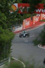 World © Octane Photographic Ltd. Friday 6th June 2014. Canada - Circuit Gilles Villeneuve, Montreal. Formula 1 Practice 2. Mercedes AMG Petronas F1 W05 Hybrid - Nico Rosberg. Digital Ref: 0979LB1D4720