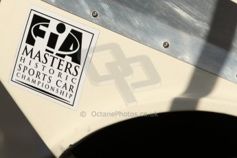 World © Octane Photographic Ltd. Donington Historic Festival, May 3rd 2014. Digital Ref : 0918cb7d8318