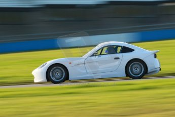 World © Octane Photographic Ltd. Donington Park general unsilenced test day, 13th February 2014. Digital Ref : 0891cb1d2290