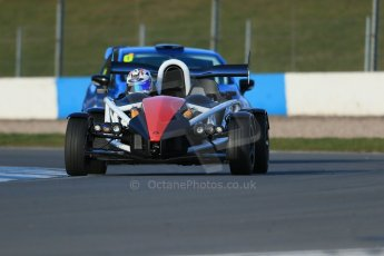 World © Octane Photographic Ltd. Donington Park general unsilenced test day, 13th February 2014. Digital Ref : 0891cb1d4080