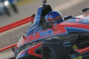 World © Octane Photographic Ltd. Donington Park general unsilenced test day, 13th February 2014. British Formula Ford - James Abbott. Digital Ref : 0891cb1d4380