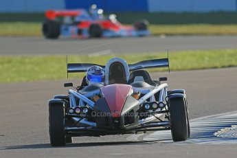 World © Octane Photographic Ltd. Donington Park general unsilenced test day, 13th February 2014. Digital Ref : 0891cb1d4437