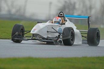 World © Octane Photographic Ltd. 18th February 2014 – Donington Park general unsilenced testing. BRDC Formula 4, MSV F4-13, Chris Middlehurst – MGR Motorsport. Digital Ref : 0892cb1d2671