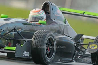 World © Octane Photographic Ltd. 18th February  2014 – Donington Park general unsilenced testing. Protyre Formula Renault BARC -  Tarun Reddy  – MGR Motorsport. Digital Ref : 0892cb1d2776