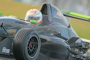 World © Octane Photographic Ltd. 18th February 2014 – Donington Park general unsilenced testing. Protyre Formula Renault BARC -  Tarun Reddy  – MGR Motorsport. Digital Ref : 0892cb1d2778