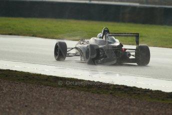 World © Octane Photographic Ltd. 18th February 2014 – Donington Park general unsilenced testing. BRDC Formula 4, MSV F4-13, David Wagner – MGR Motorsport. Digital Ref : 0892cb1d2839