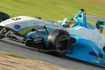 World © Octane Photographic Ltd. 18th February 2014 – Donington Park general unsilenced testing. BRDC Formula 4, MSV F4-13, Charlie Eastwood – Douglas Motorsport. Digital Ref : 0892cb1d2958