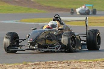 World © Octane Photographic Ltd. 18th February 2014 – Donington Park general unsilenced testing. BRDC Formula 4, MSV F4-13, David Wagner – MGR Motorsport. Digital Ref : 0892cb1d2972