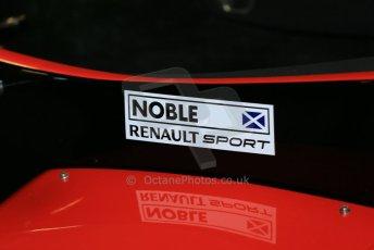 World © Octane Photographic Ltd. 18th February 2014 – Donington Park general unsilenced testing. Protyre Formula Renault BARC -  Colin Noble jnr  – MGR Motorsport. Digital Ref : 0892cb1d4613