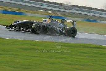 World © Octane Photographic Ltd. 18th February 2014 – Donington Park general unsilenced testing. BRDC Formula 4, MSV F4-13, David Wagner – MGR Motorsport. Digital Ref : 0892cb1d4687