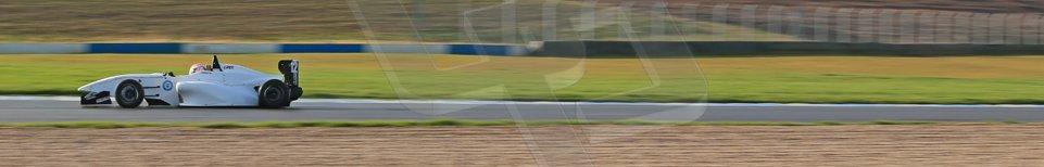 World © Octane Photographic Ltd. 18th February 2014 – Donington Park general unsilenced testing. BRDC Formula 4, MSV F4-13, Chris Middlehurst – MGR Motorsport. Digital Ref : 0892cb1d5033