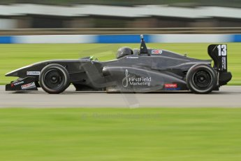 World © Octane Photographic Ltd. 5th June 2014, Donington Park general unsilenced test.  BRDC Formula 4 Championship. MSV F4-013 - MGR Motorsport - Michael Claessens. Digital Ref : 0976CB7D5612