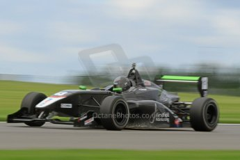 World © Octane Photographic Ltd. 5th June 2014, Donington Park general unsilenced test.  BRDC Formula 4 Championship. MSV F4-013 - MGR Motorsport - Michael Claessens. Digital Ref : 0976CB7D5663